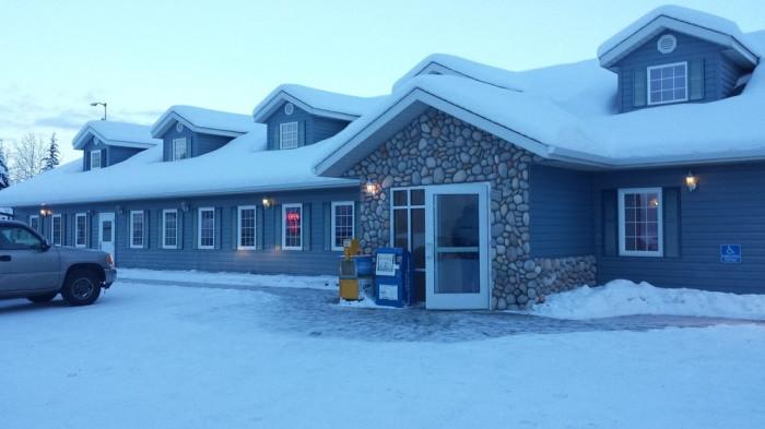 2) The Cookie Jar, Fairbanks.