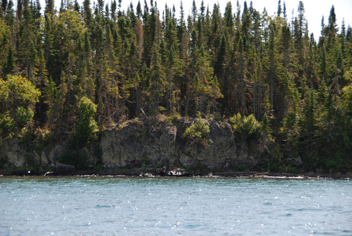 1) Tookers Island, Isle Royale National Park