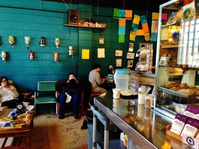 1) Ugly Mug Cafe and Roastery, Ypsilanti