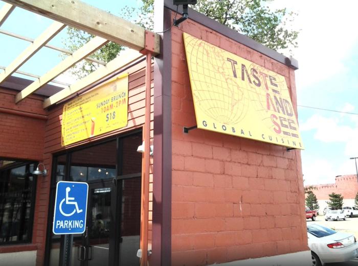 8. Taste and See (Wichita)