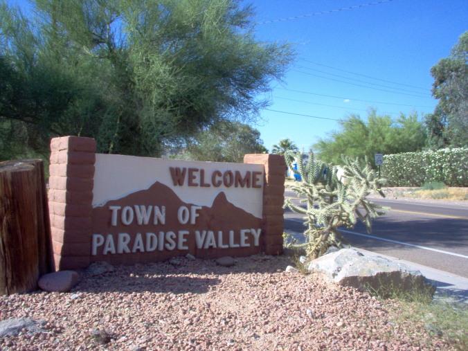 4. Paradise Valley