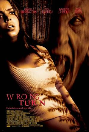 10. The movie Wrong Turn