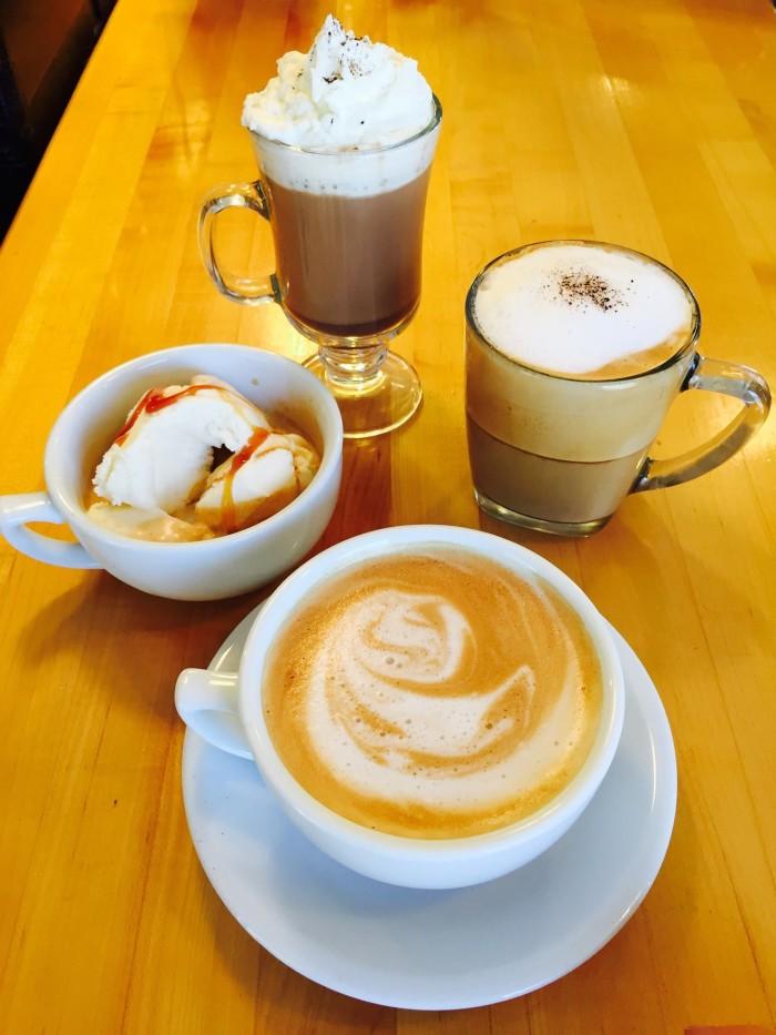 Zazzy'z coffee