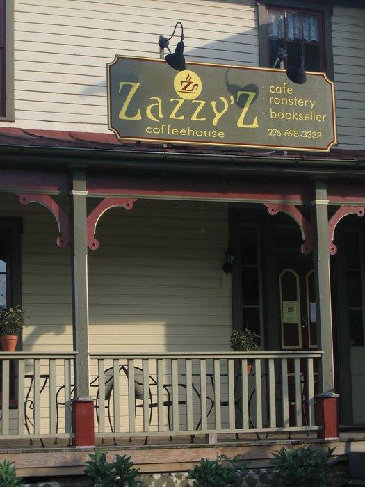 5. Zazzy'Z Coffee House and Roastery, Abingdon