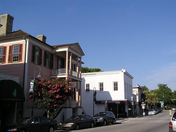 4. Beaufort, SC