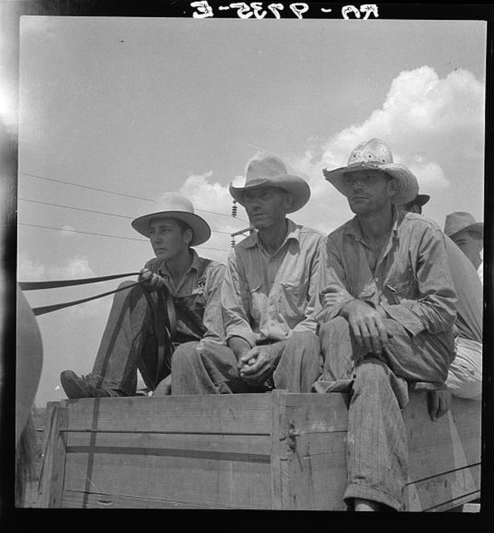 17. Blytheville Sharecroppers