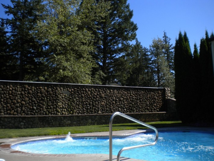 6. Warm up at the Bonneville Hot Springs Resort and Spa.