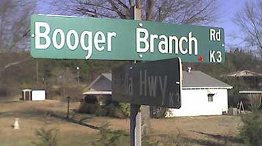 1. Booger Branch Road in Six Mile, SC