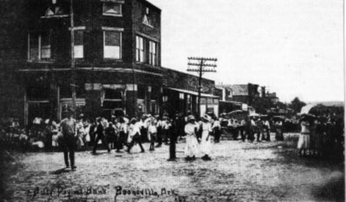 12. Booneville Main Street
