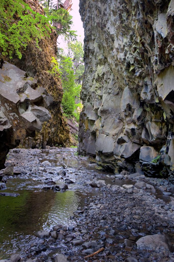 8. Boulder Cave