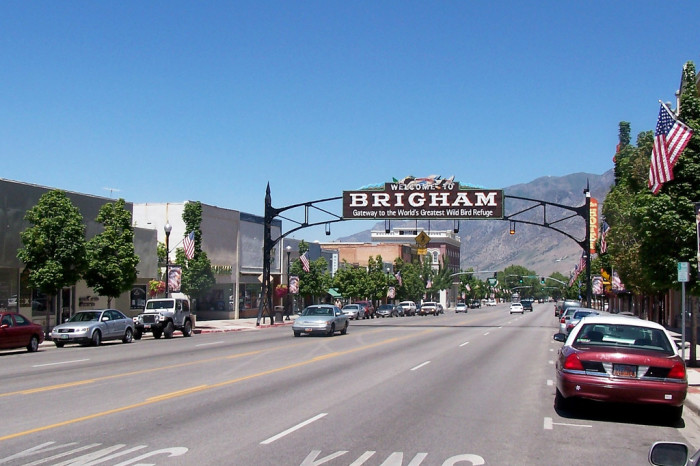 1. Brigham City