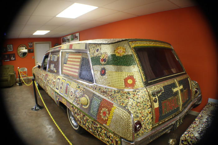 7. The Button King Museum - Bishopville, SC