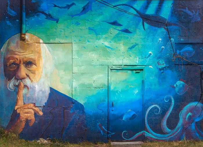 4. chART outdoor art project - Charleston, SC