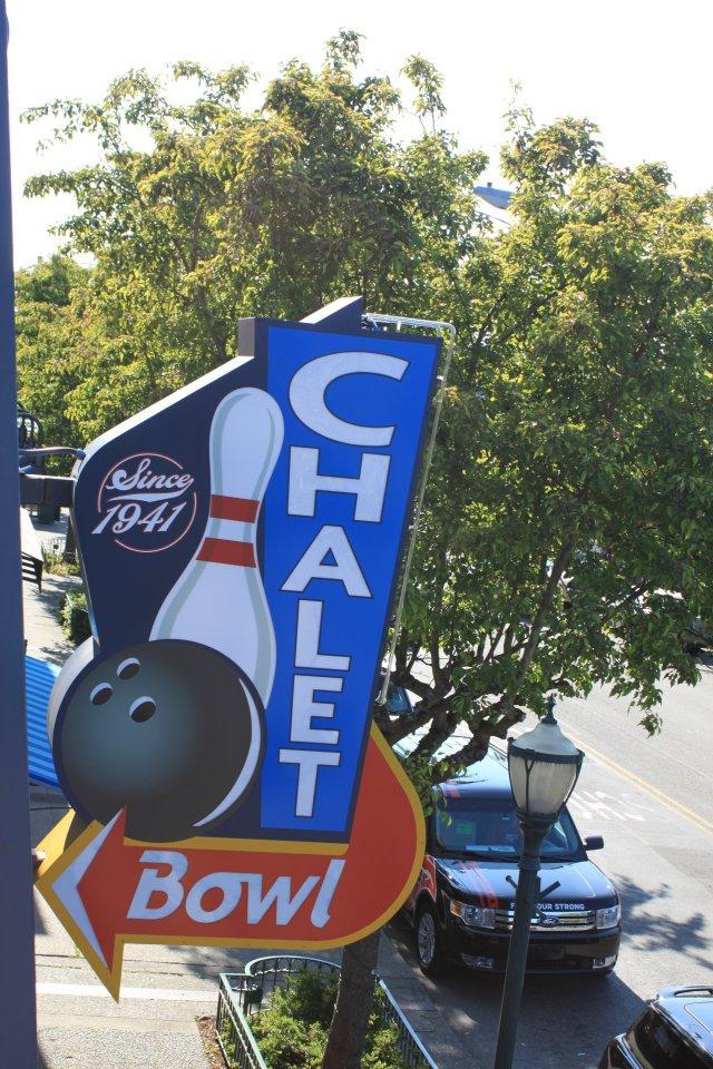 1. Chalet Bowl, Tacoma