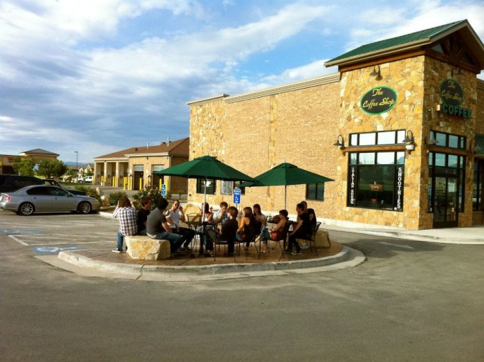 7. The Coffee Shop, Riverton