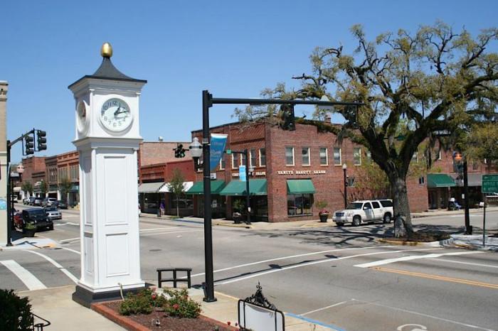 8. Conway, SC