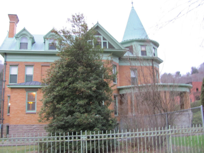 2. The Cooper House in Bramwell