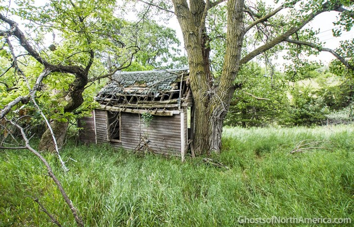 Some of the land was purchased in 1981, with the buyer saying that he planned to reopen Devils Nest. Unfortunately, the economic climate never seemed right for such a large undertaking, and the land has sat unused, the buildings and machinery decaying, for decades.