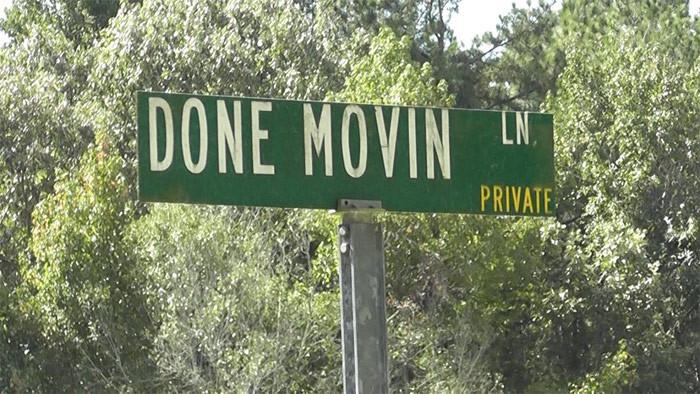 15. Done Movin' Lane - Moncks Corner, SC