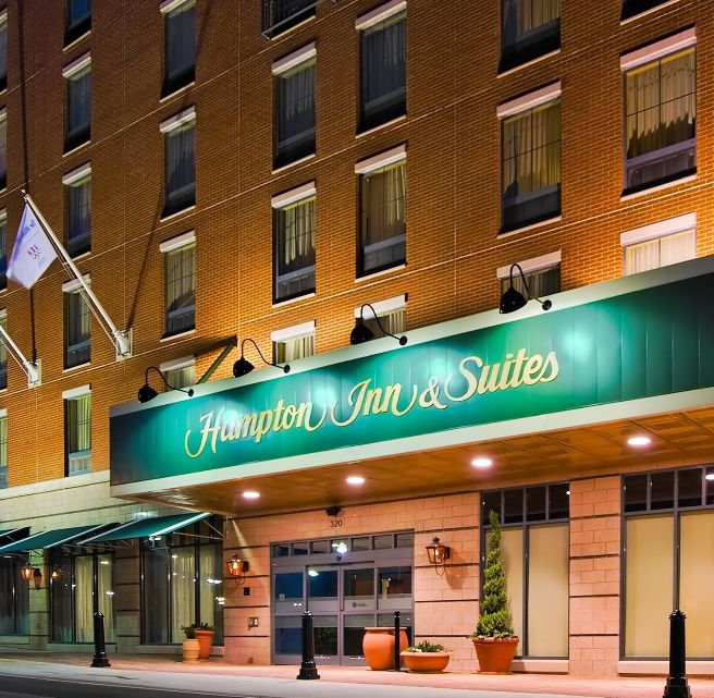 5. Instead of staying near the Little Rock national airport, try to find a downtown hotel.