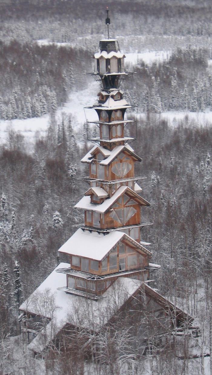 2) Dr. Seuss House