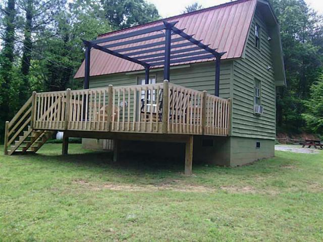 2. Tiny Cabin - 1476 River Hill Road, Elijay, GA