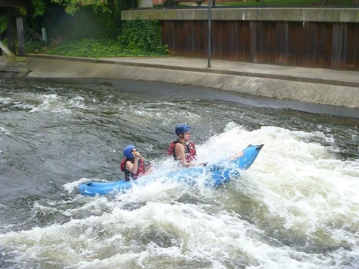 8. East Race Waterway