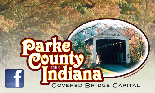 10. Home to the Covered Bridge Capital of the world.