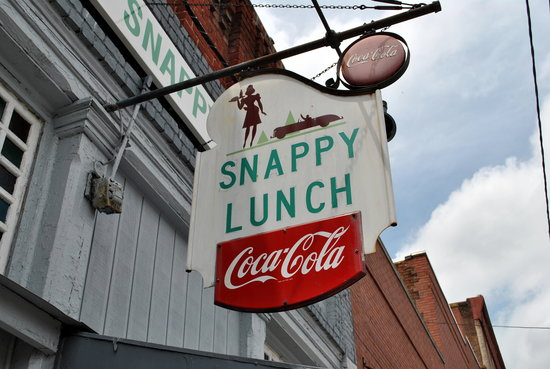 5. Snappy Lunch, Mt. Airy