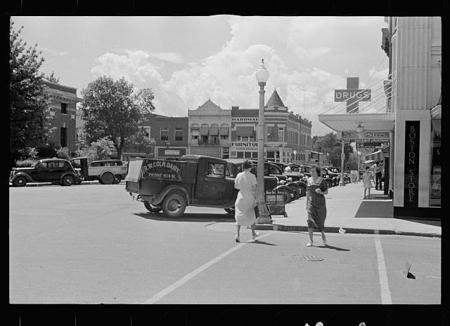 16. Fayetteville 1935