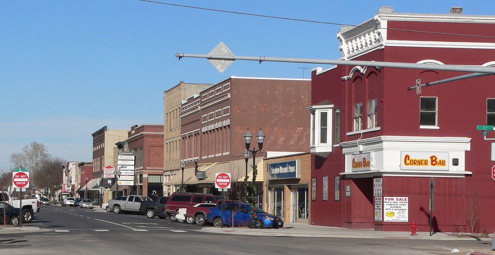 7 Of Nebraska S Most Beautiful Main Streets