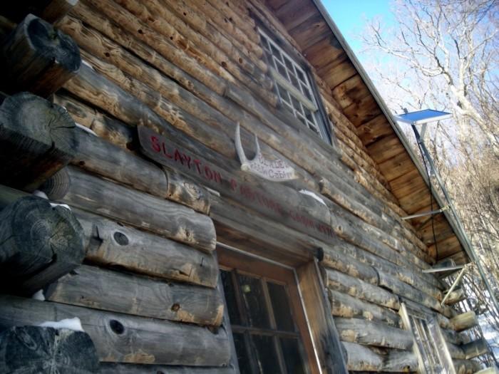 2.Slayton Pasture Cabin – Stowe, VT.
