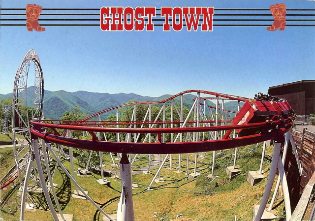 Western Sky Loans >> North Carolina's Maggie Valley Ghost Town In The Sky