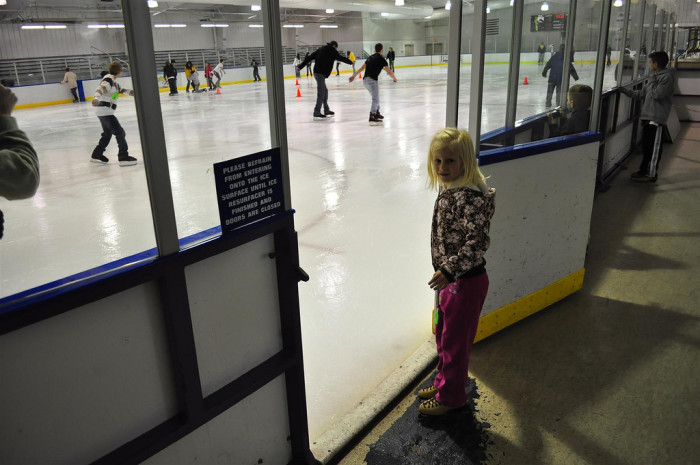 12. The South Charleston Memorial Ice Arena