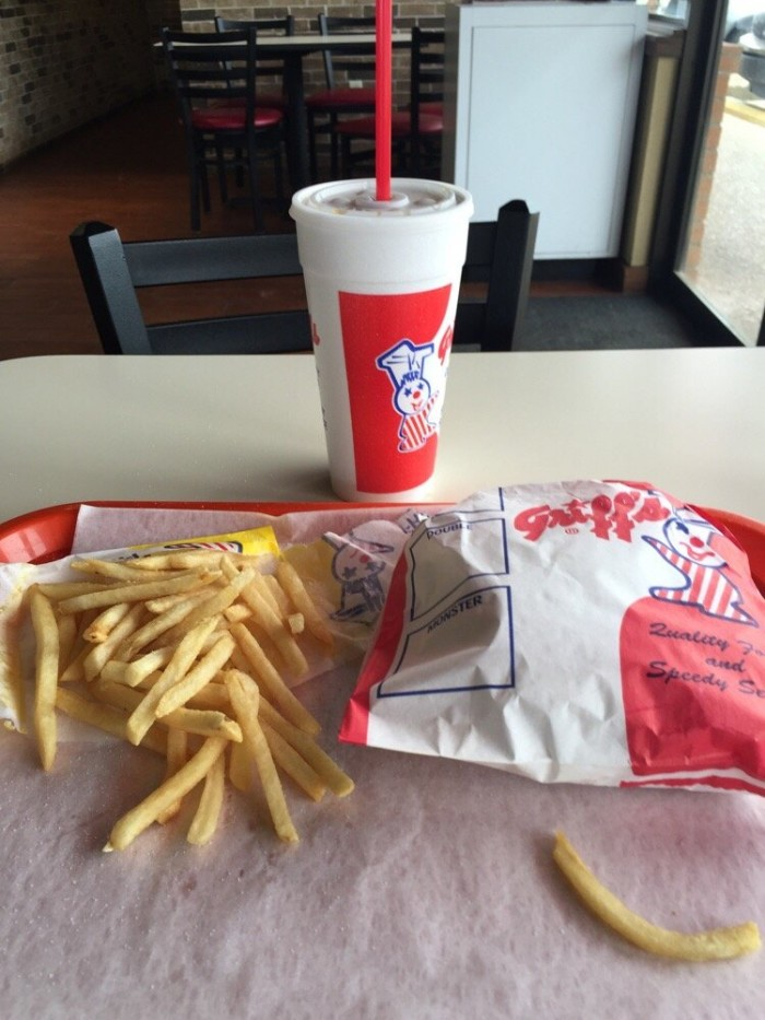 Fast Food In Shreveport Louisiana