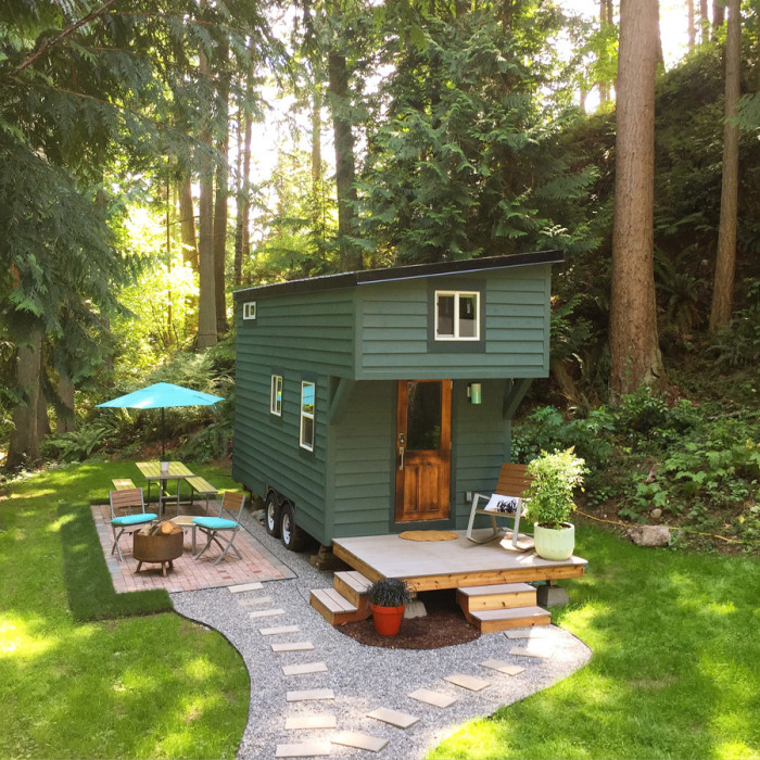 Tiny Homes In Washington