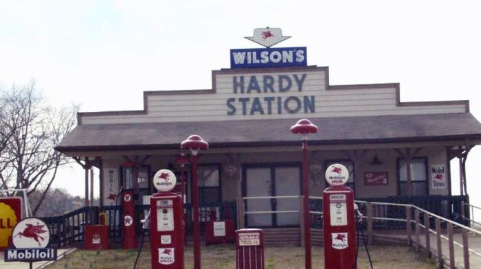 6. Hardy