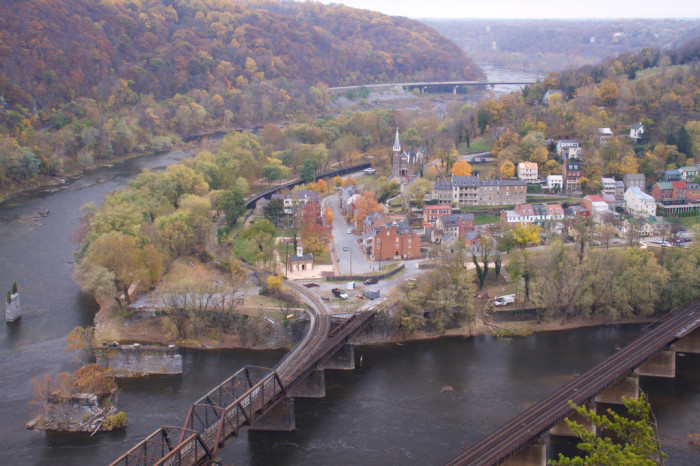 5. Harpers Ferry.