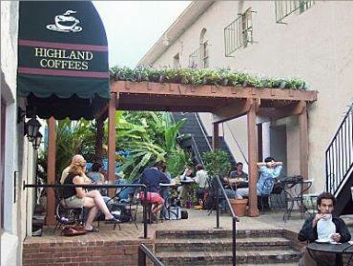 5. Highland Coffee, Baton Rouge, LA