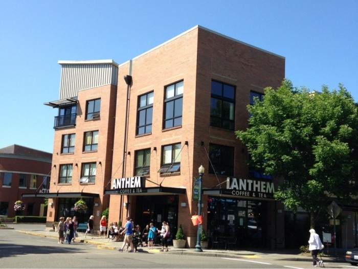 5. Anthem Coffee & Tea, Puyallup and Tacoma