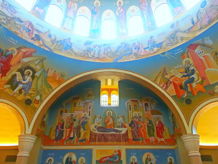 1. Holy Trinity Greek Orthodox Church - Columbia, SC