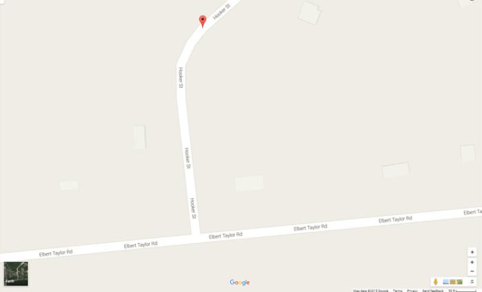 6. Hooker Street in Pelion, SC