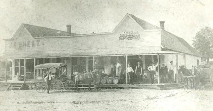6. Old JJ Putman Store