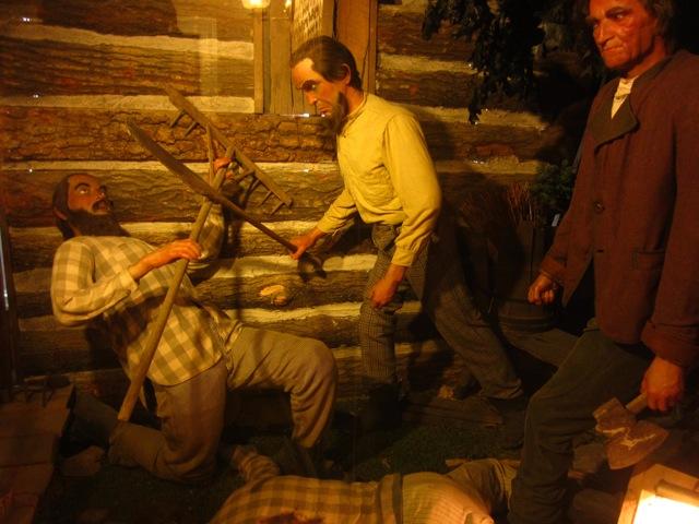 2. The John Brown Wax Museum