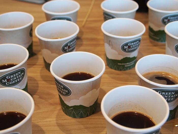 5.  Green Mountain Coffee Facility