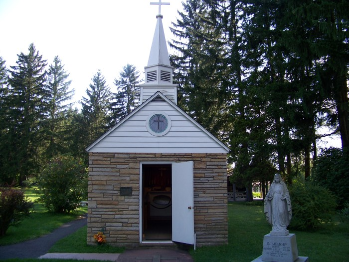 8. Our Lady of the Pines