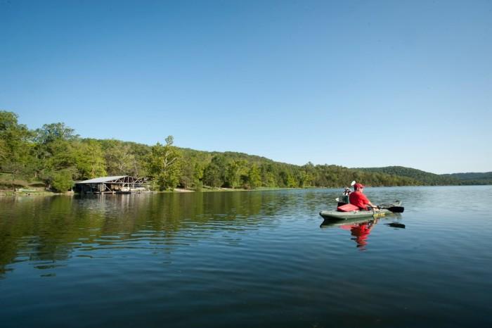 4. Visit Lake Leatherwood