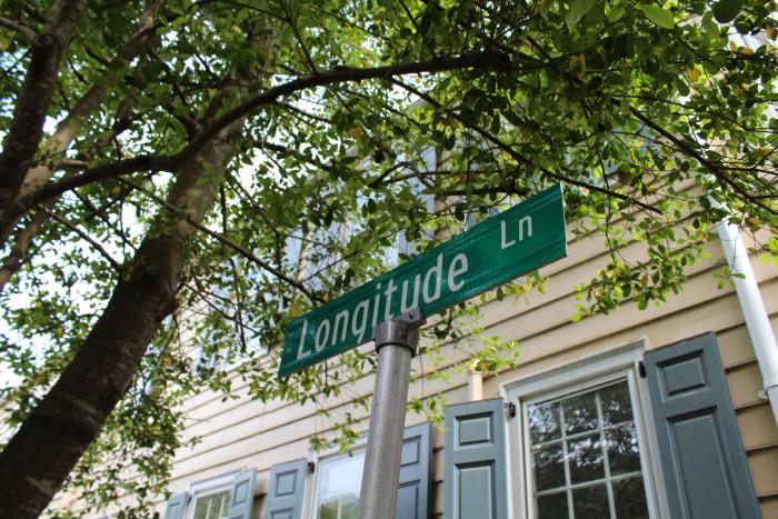 5. Longitude Lane in Charleston, SC