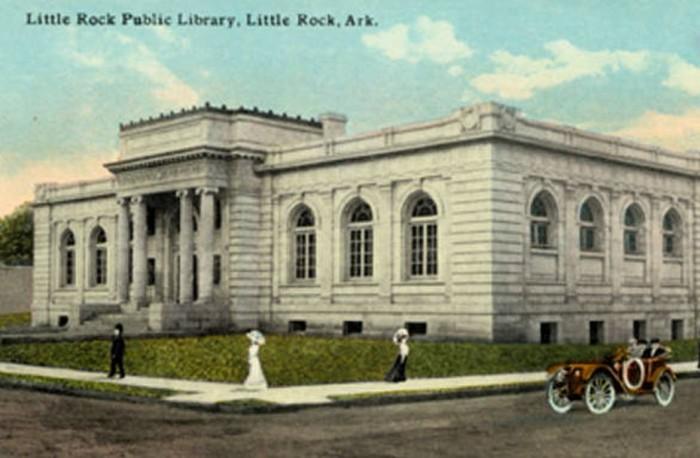 5. Little Rock Public Library