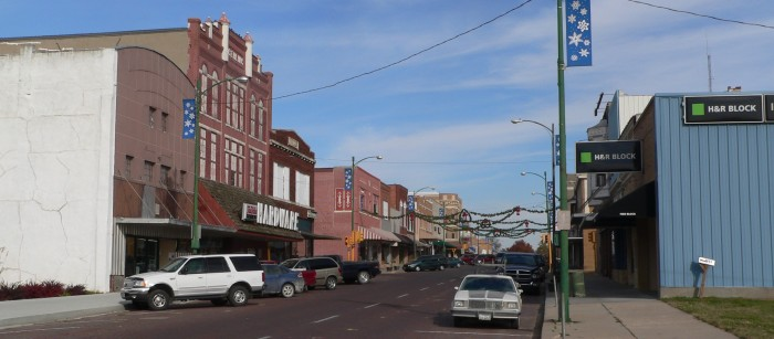 2. Falls City